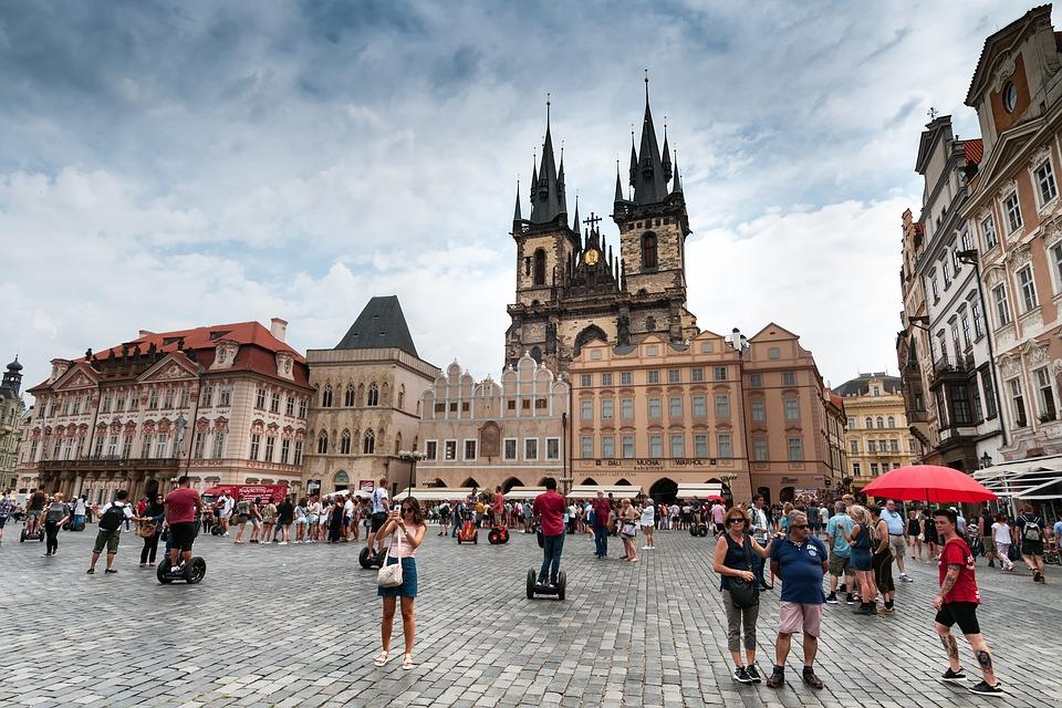 prága óvárosi tér