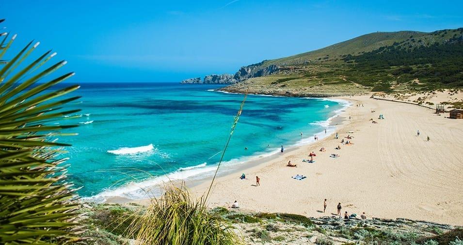 mallorca legszebb strandok