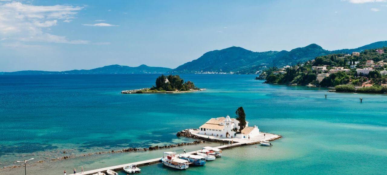 Korfu Görögország